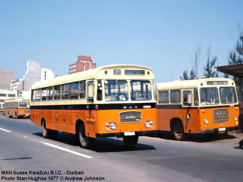 KwaZulu Natal Buses