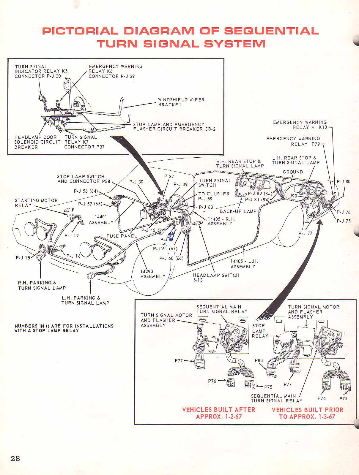 1969 Cougar Turn Signal Wiring Diagram Schematic 2019 Free 1968 Camaro Chevrolet Ss Engine Partment
