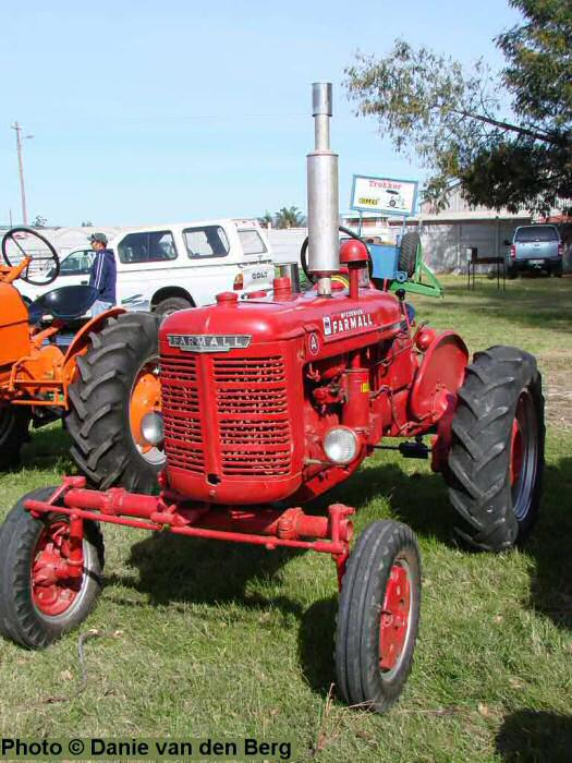 Southern African Farming Equipment - Tractor Photos Page 5