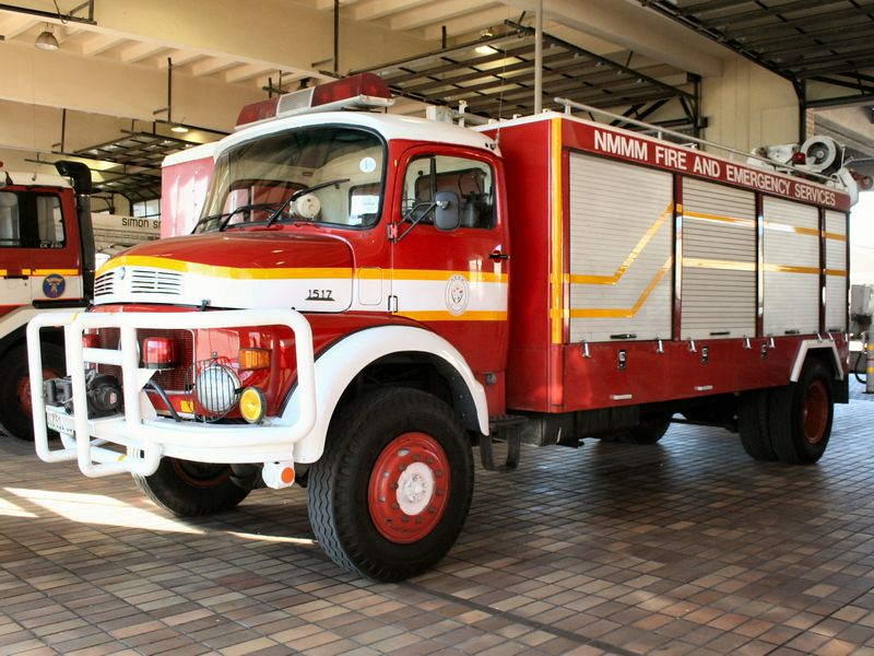 Fire Fighting Vehicles In South Africa Page 2 Mercedes