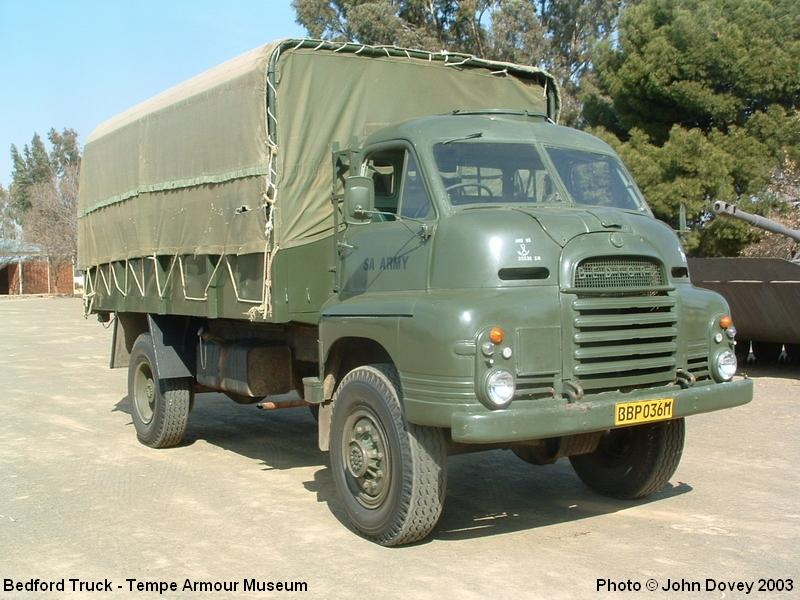 Army Truck Photos Page 1 Bedford Chev Diamond T Dodge