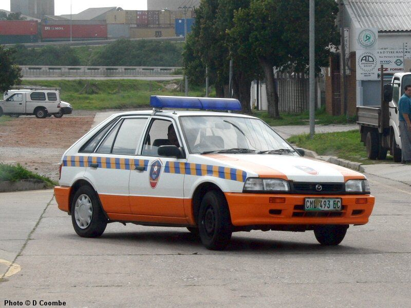 Police Vehicles in South and Southern Africa Page 1 - Police Cars ...