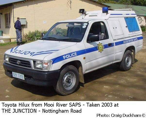 Police Vehicles In South And Southern Africa Page 1 Police Cars