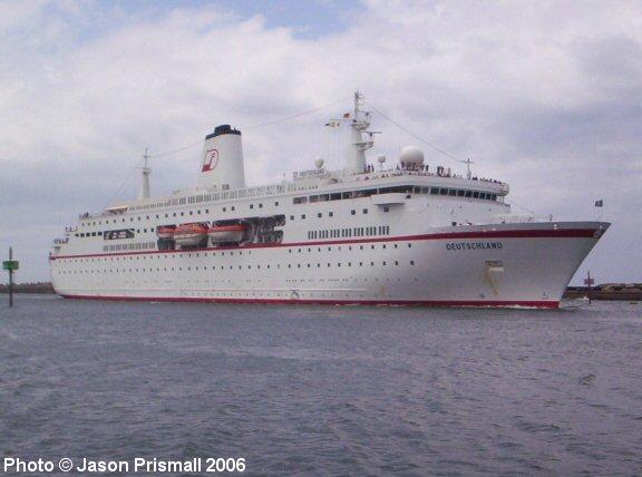 Cruise Ship Photos  Deutschland