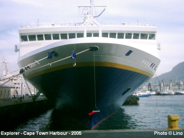 Cruise Ship Back | Fitbudha.com
