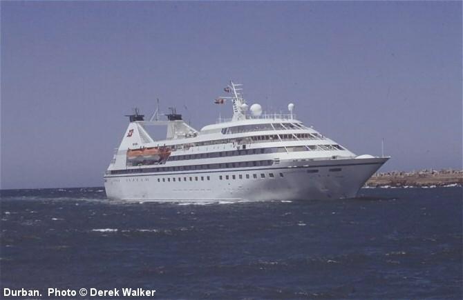 Cruise Ship Photos - Royal Viking Sun