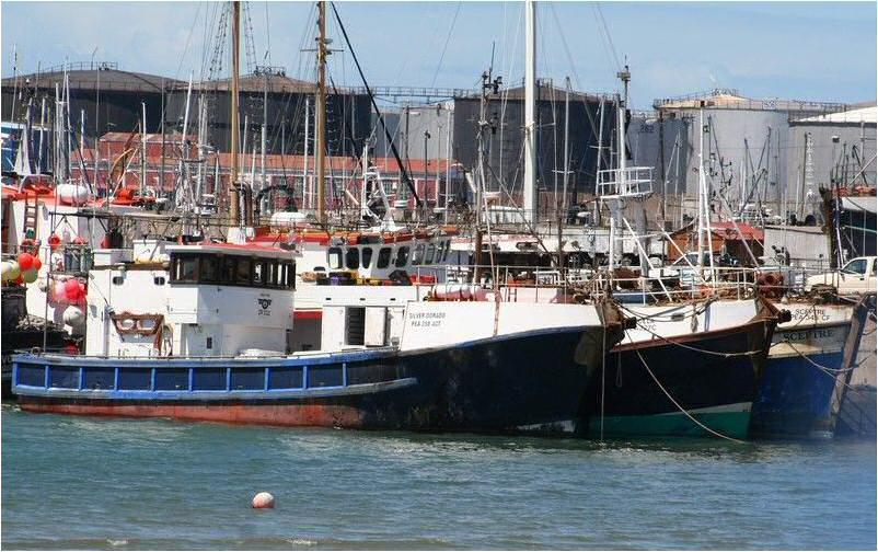 Trawler and Fishing Boat Photos - Silver Dorado