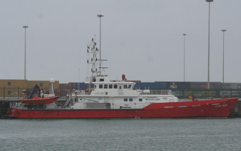 NSRI, Research and Marine Protection Vessel Photos ...