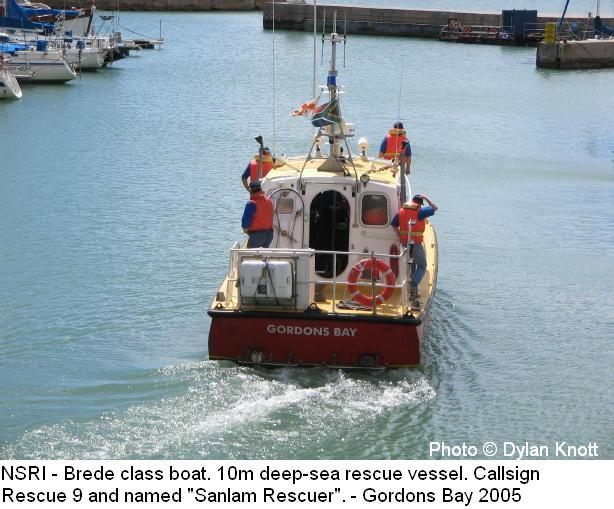 NSRI, Research and Marine Protection Vessel Photos - NSRI ...