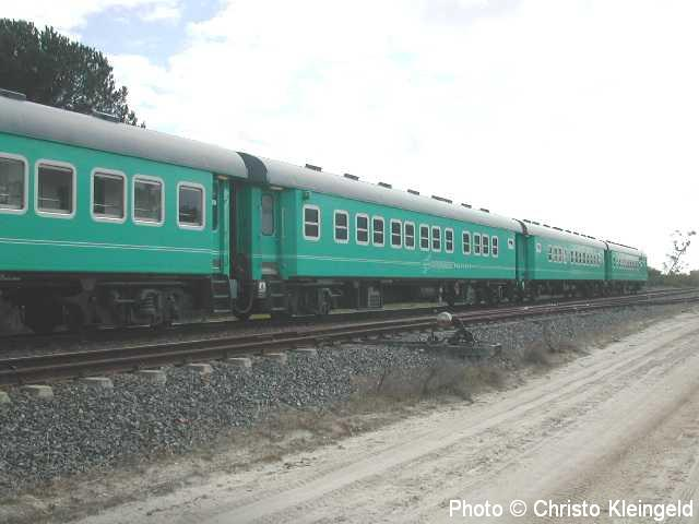 Baluleka Train Coach Photos