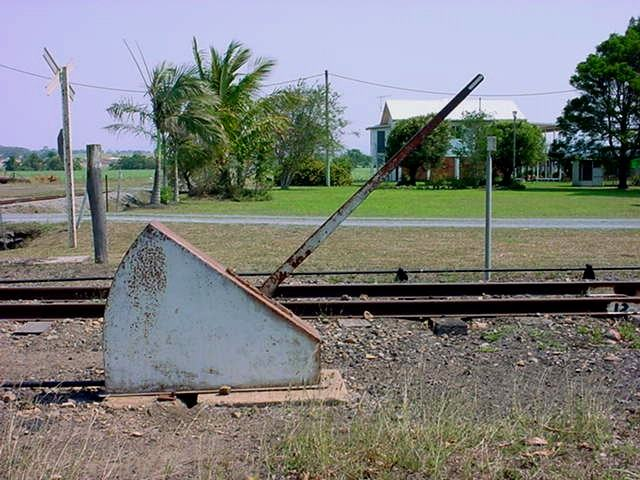 Lever Train Track : Sugar cane railway drawbridges and catch points photos
