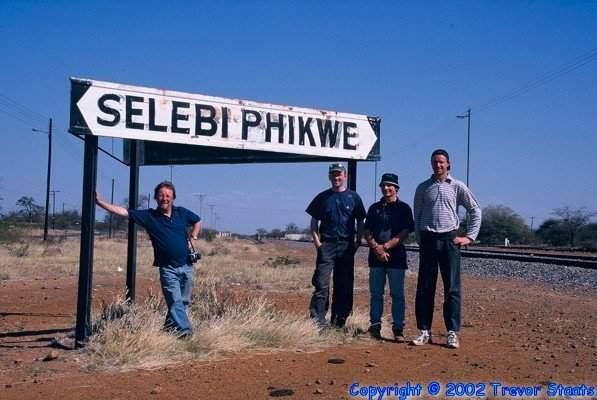 Palapye Botswana  city pictures gallery : selebiphikwegang