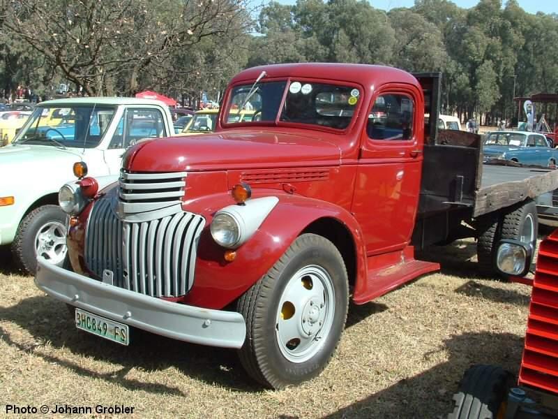 Chevrolet Truck Photos
