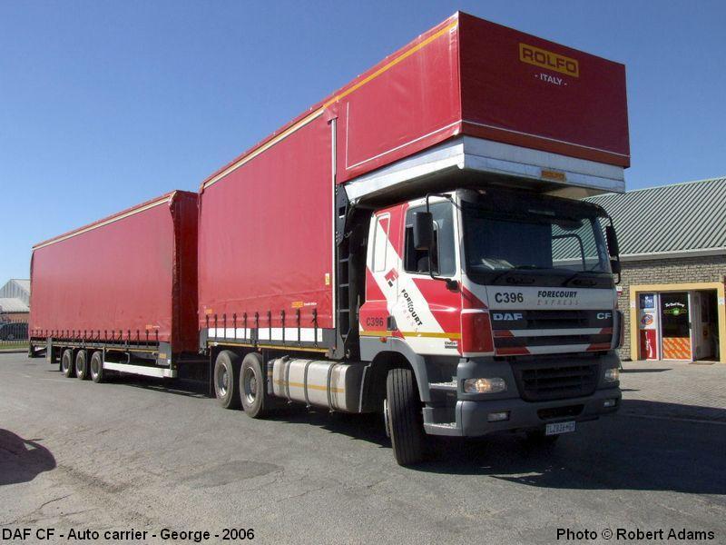 Daf Truck Photos