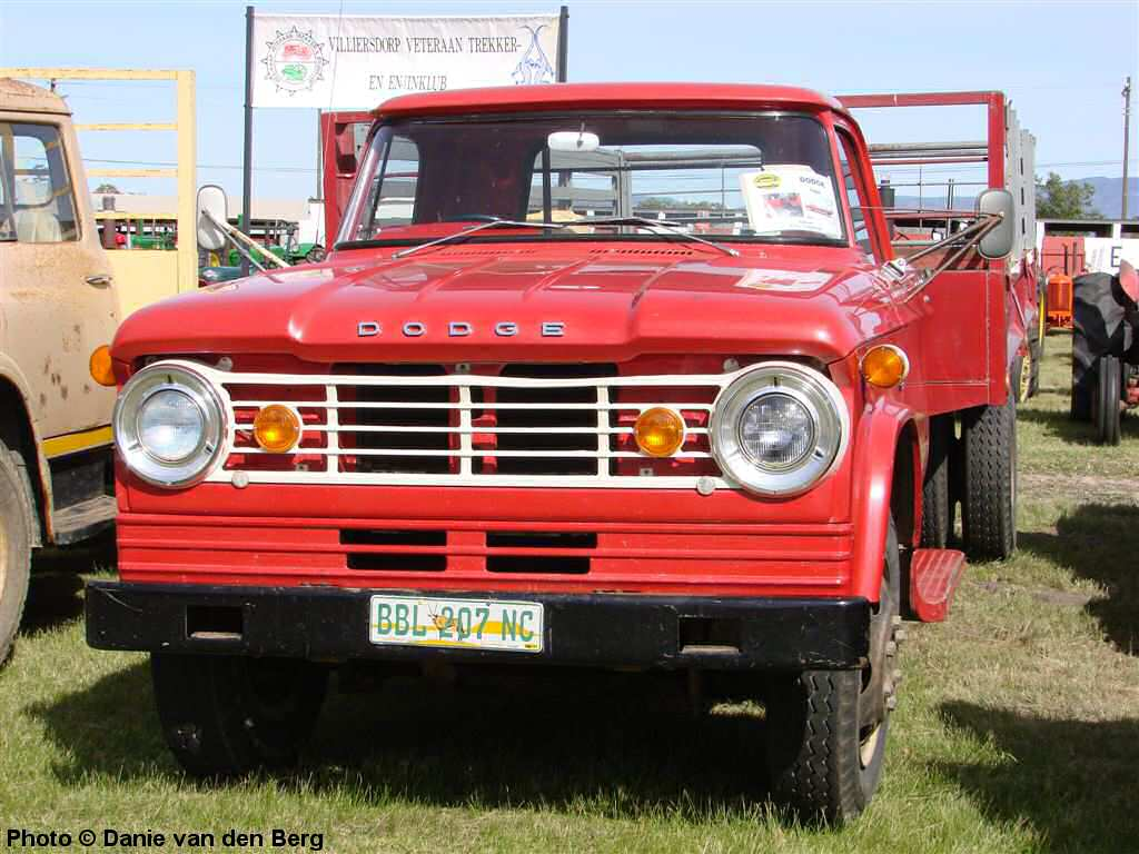 1966 Dodge Truck