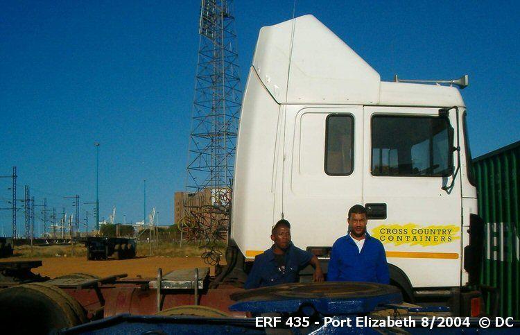 Erf Truck Photos