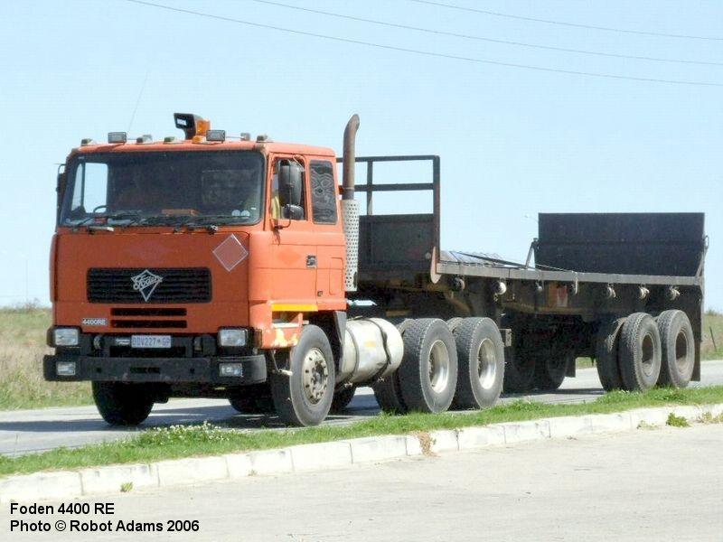 Foden Truck Photos