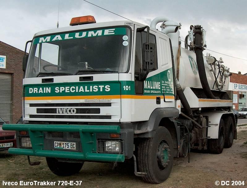 Iveco Truck Photos
