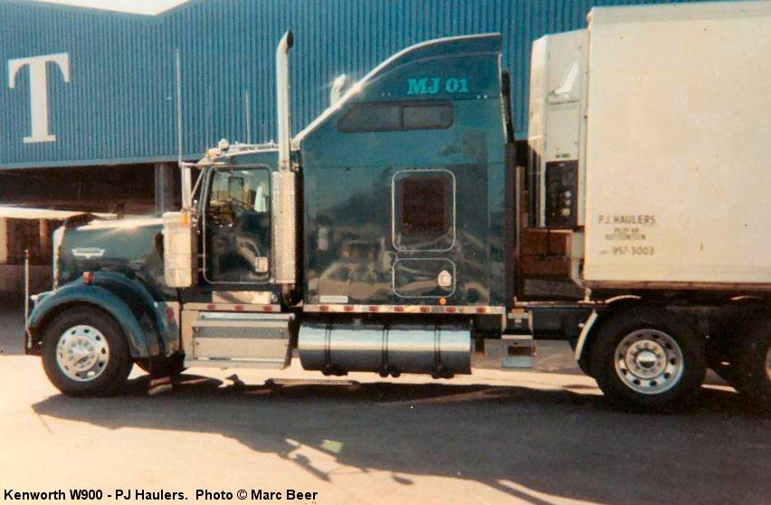 Kenworth Truck Photos