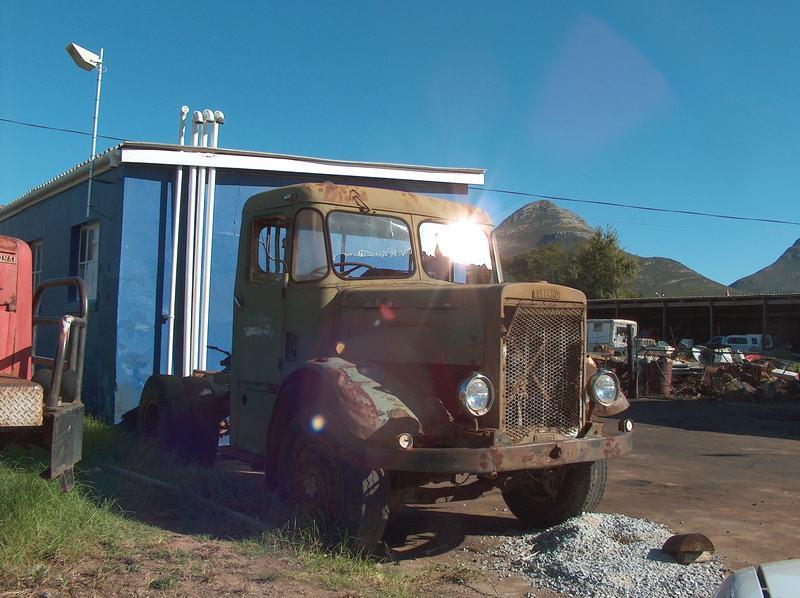 Leyland Truck Photos