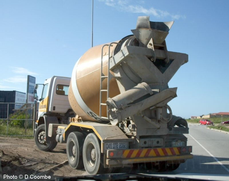 cement trucks photos