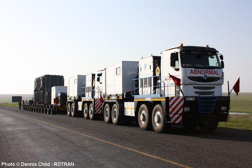 Nicolas Tractomas Heavy Haulage Truck Photos