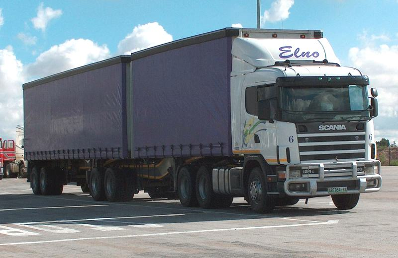 Scania 420 - Paarl - DC