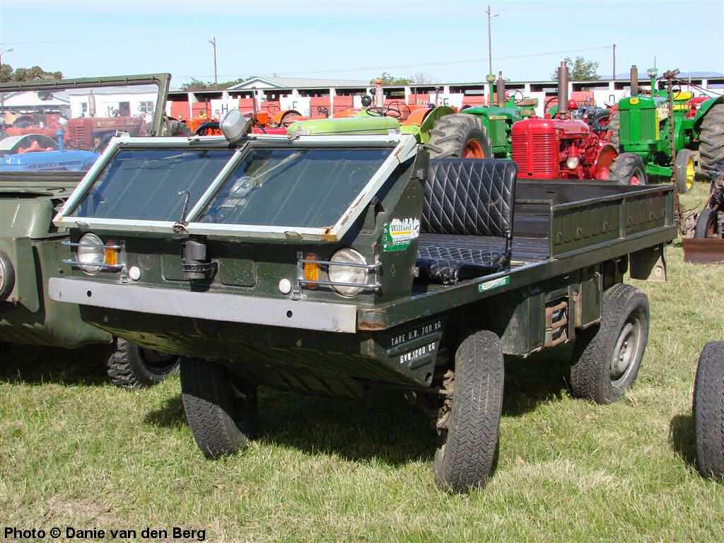 Steyr Puch Haflinger Truck Photos