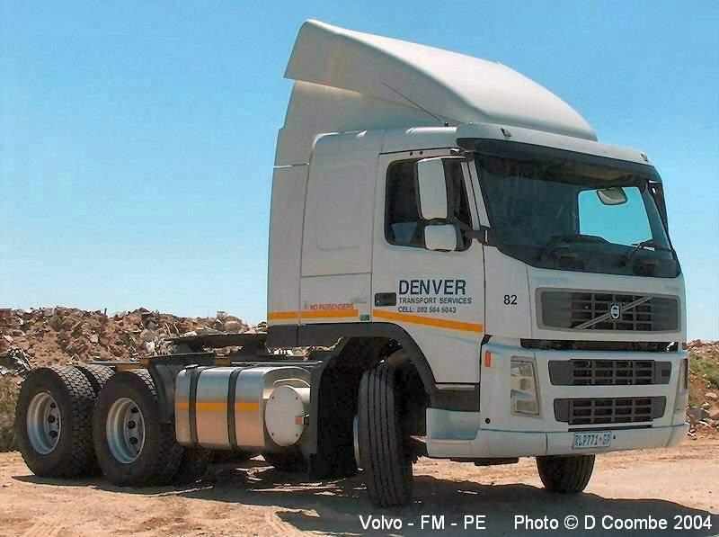 Volvo truck photos