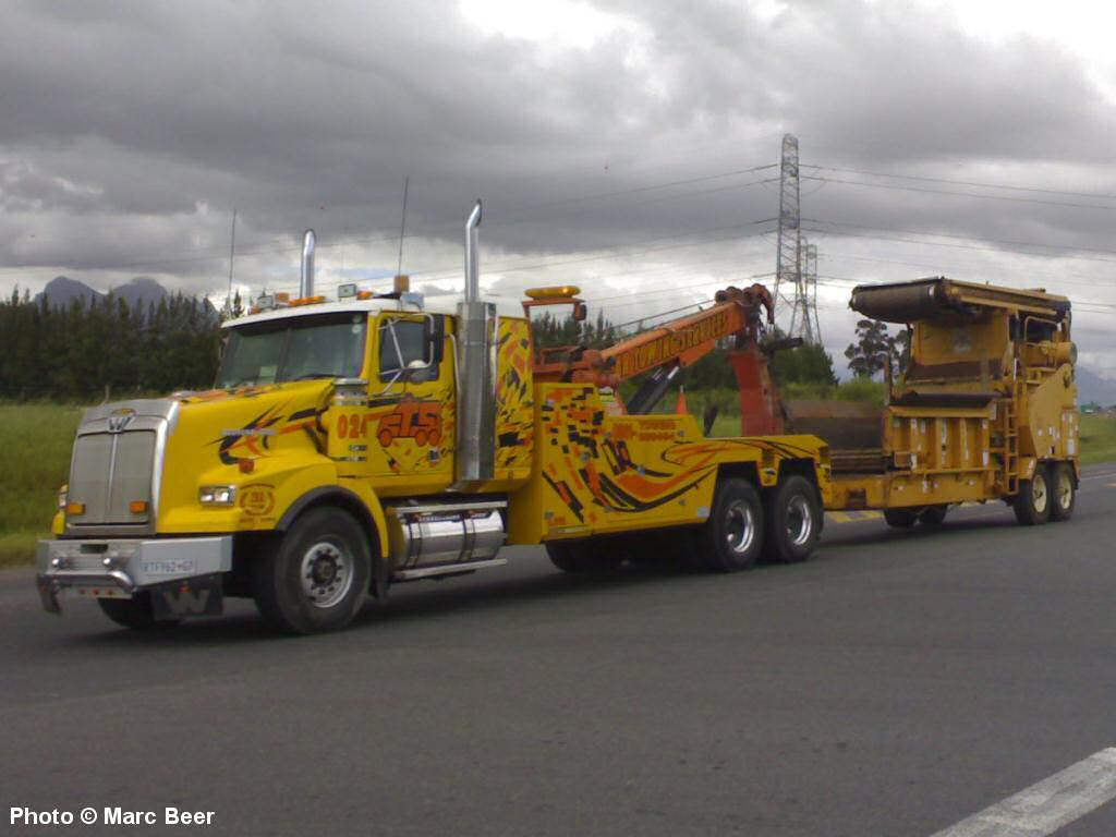 Western Star Truck Photos